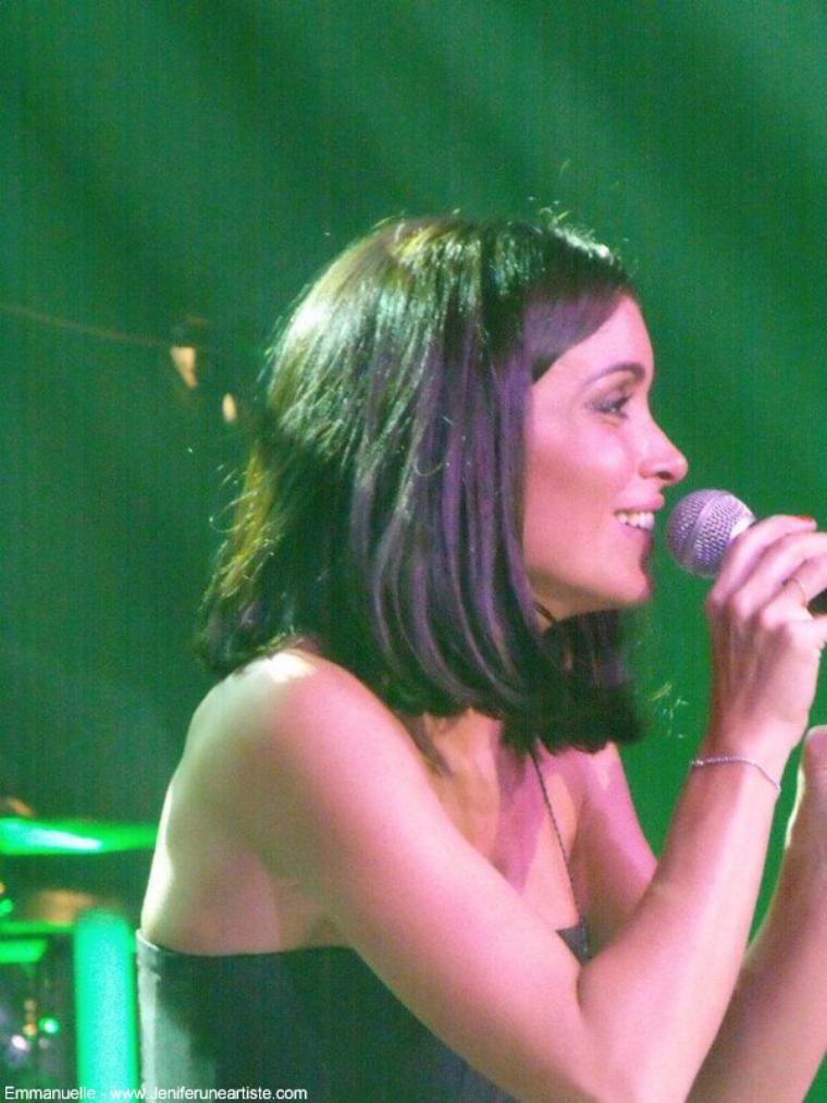 Jen en concert le 22 octobre SANARY SUR MER (83) Théâtre Galli