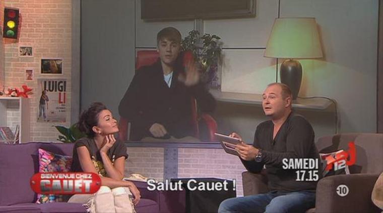 """Jenifer dans """" Bienvenue chez Cauet """" le 19 Novembre à 17h15 sur NRJ12 !"""