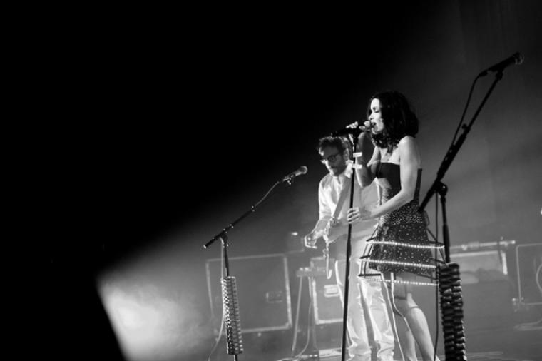Jen' en concert le 13 Novembre à BRUXELLES - Cirque Royal