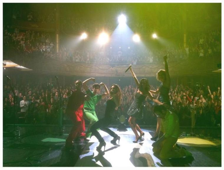 Jen' en concert les 18 & 19 Novembre à Paris - Les folies bergère