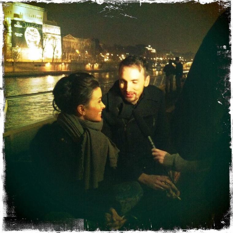 Jen à Direct Star sur Seine le 23 décembre :)