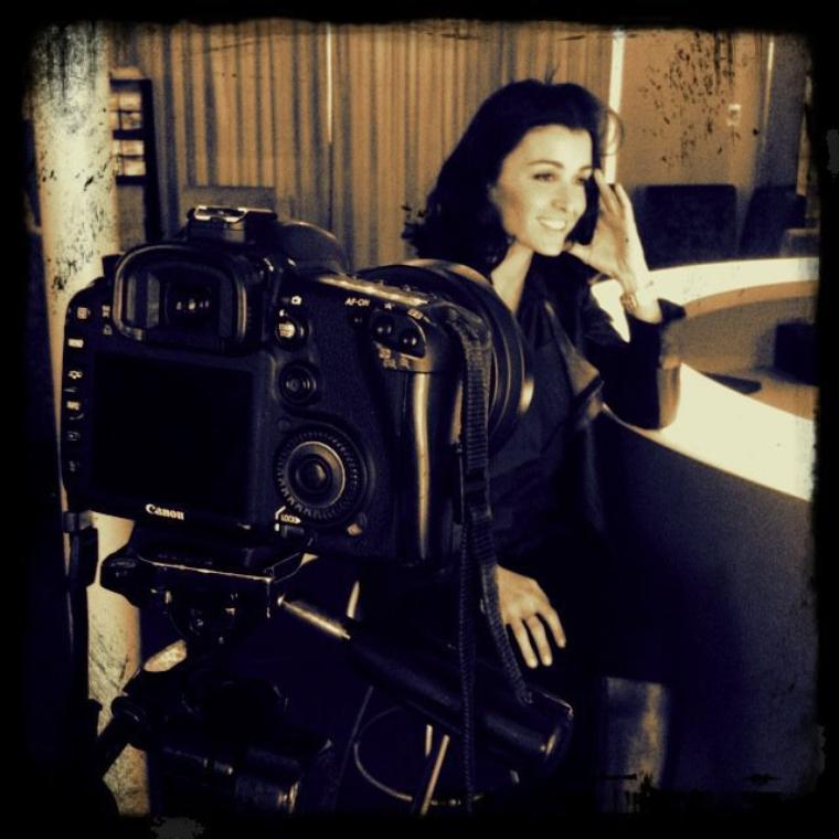 En mode intws à la chaîne ... Carte Blanche Jenifer sur MTV