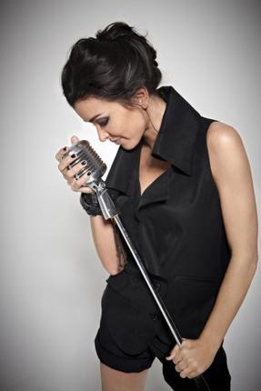 """Magnifique photoshoot pour l'émission """"The voice"""""""