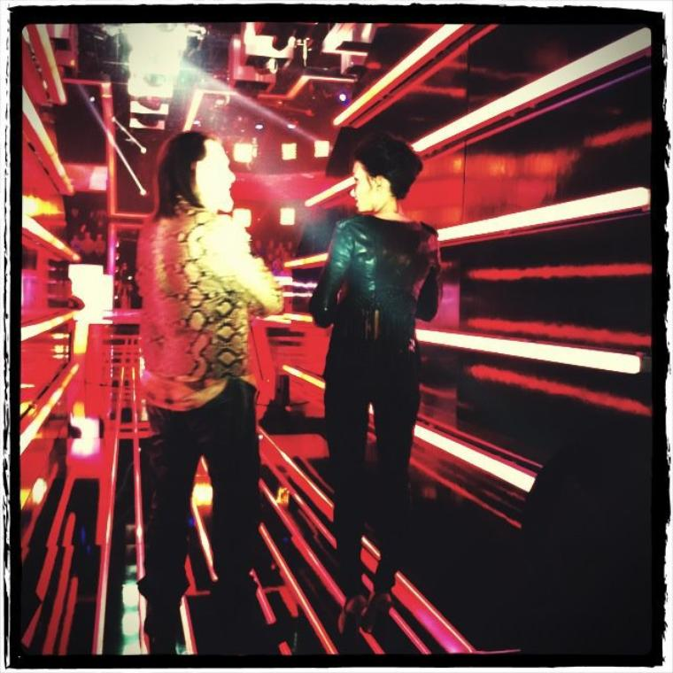 24/03/12 : 5e prime de THE VOICE ... Les battles !
