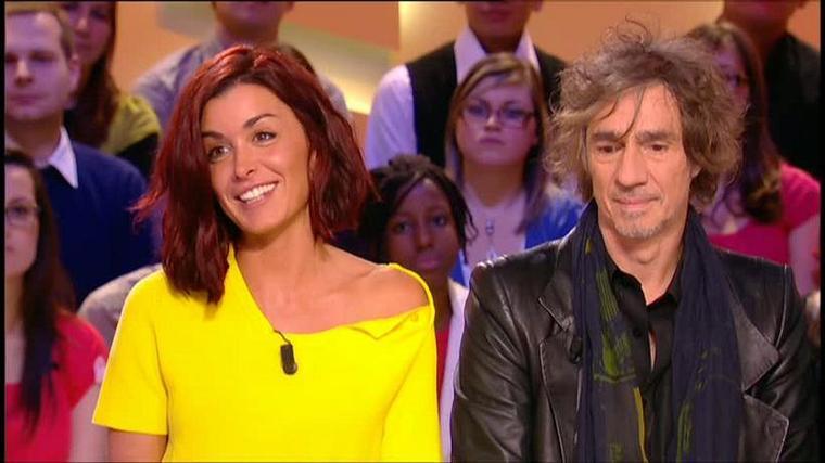 @NicoleCoullier : @nikosofficiel et les 4 jurés seront reçus par @michel_denisot au Grand Journal de Canal+ le vendredi 6 Avril prochain