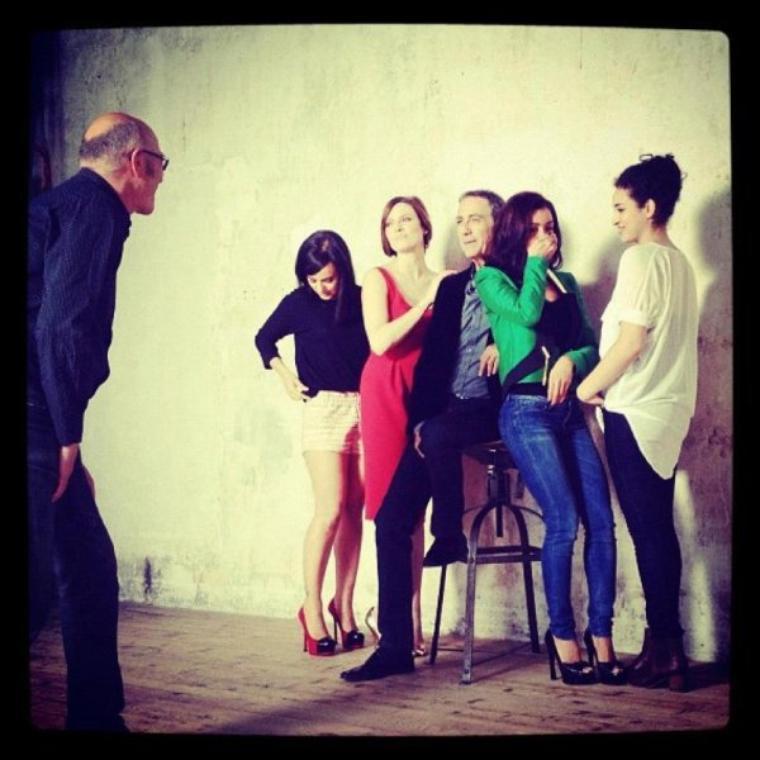 Jen en Duo avec Alain Chamfort - Rendez-vous au paradis [Album de duos 28 Mai 2012]