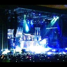 Jenifer a assisté au concert de la célèbre chanteuse Lady Gaga, hier soir au Stade de France !