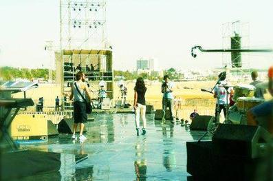 Concert Pour La Tolérance - Agadir [06/10/12]