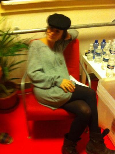 Jenifer » Actualité » Les Enfoirés - Strasbourg [15/01/14 au 20/01/14]