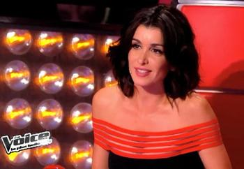 Jenifer » The Voice » Prime 7 : Les Battles [22/02/14]