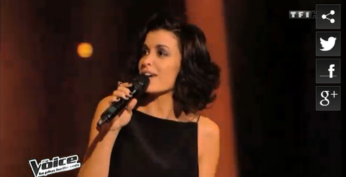 Jenifer » The Voice » Prime 11: L'Epreuve Ultime [22/03/14]