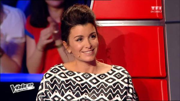 Jenifer » The Voice » Prime 15: Les Lives [19/04/14]
