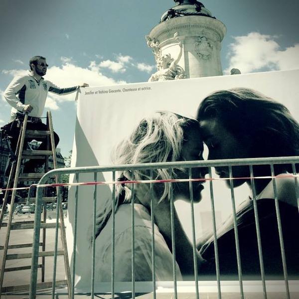 """Association Le Refuge *#* + Exposition sur les """"Couples Imaginaires"""" !"""