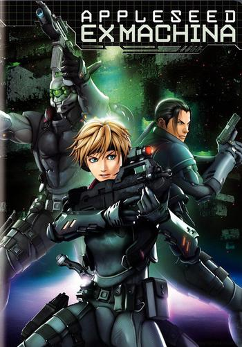 Appleseed Ex Machina II