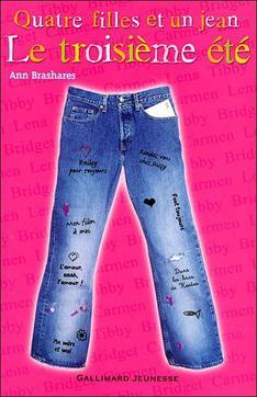 Quatre filles et un jean : tome 3 : Le 3ème été
