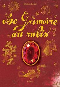 Le grimoire au rubis : tome 1: Le secret des hiboux