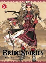 Bride Stories tome 1,2 et 3