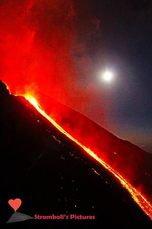 Eruption exceptionnelle des 07 & 08/08/2014 - 3