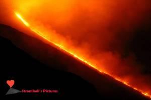 Eruption exceptionnelle des 07 & 08/08/2014 - 4