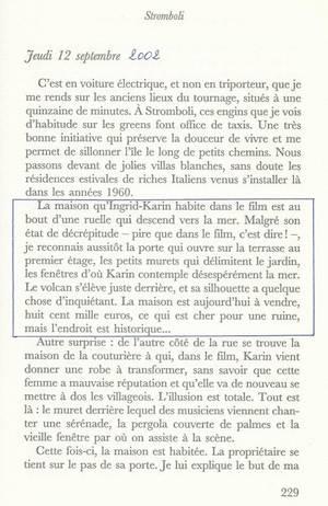 "La maison du film ""Stromboli"" (1950) de Roberto Rossellini (5/6) ?"