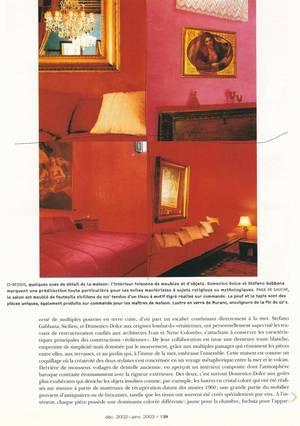 Maison de Dolce & Gabbana - 2
