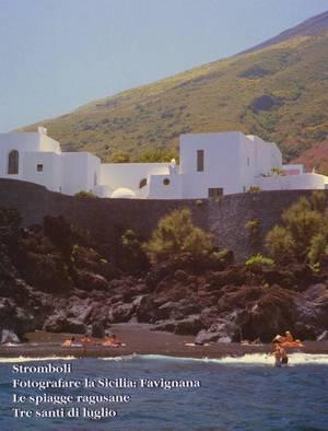 Stromboli - casa Falk