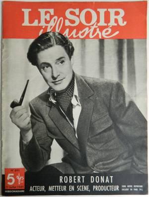 """""""Le Soir Illustré"""" n°891 du 21/07/1949 - Le secret du Stromboli par Haroun Tazieff - 1"""