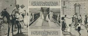 """""""Le Soir Illustré"""" n°891 du 21/07/1949 - Le secret du Stromboli par Haroun Tazieff - 5"""