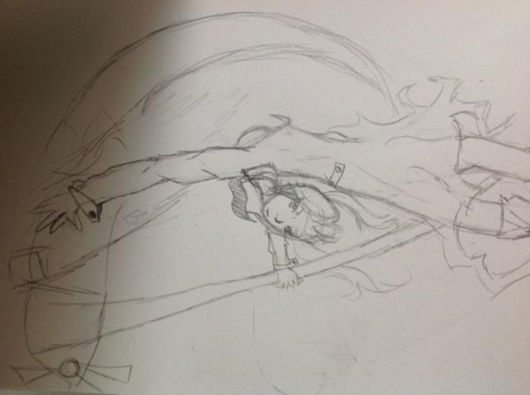 Maka Albarn- Soul Eater!