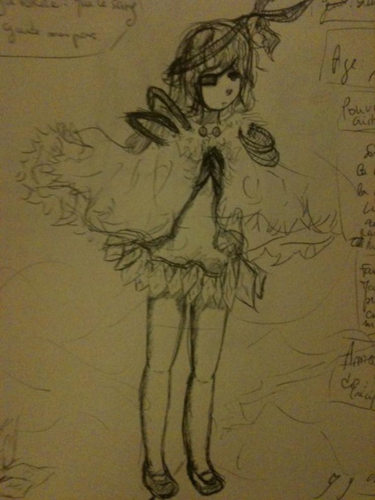 Aleria Ascend (fille manga)