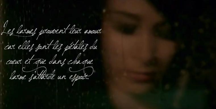 7 « Un peu de chagrin prouve beaucoup d'amour, mais beaucoup de chagrin montre trop peu d'esprit. »