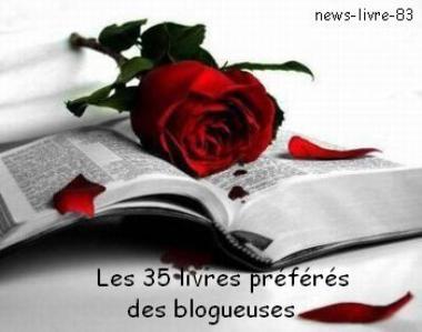 Les 35 livres préférés des blogueuses