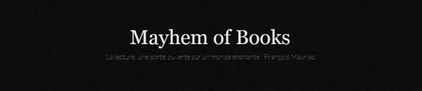 Présentation du blog.