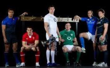 Calendrier du tournoi des 6 nations 2012