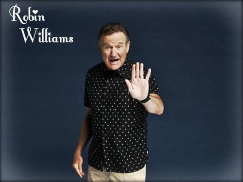Hommage à Robin Williams décédé le 11 août 2014