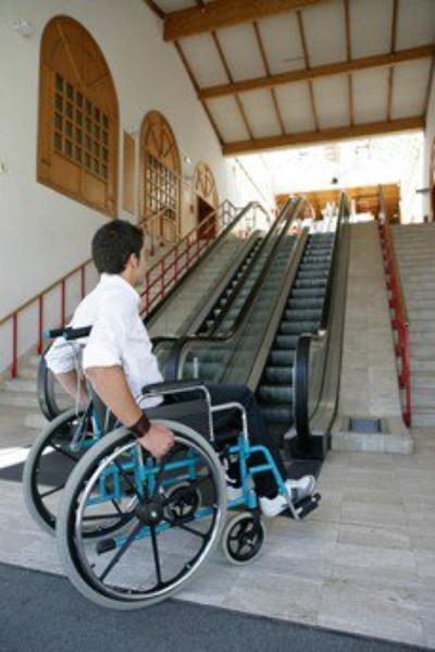 Concertation relative à l'accessibilité : la mise aux normes attendra...