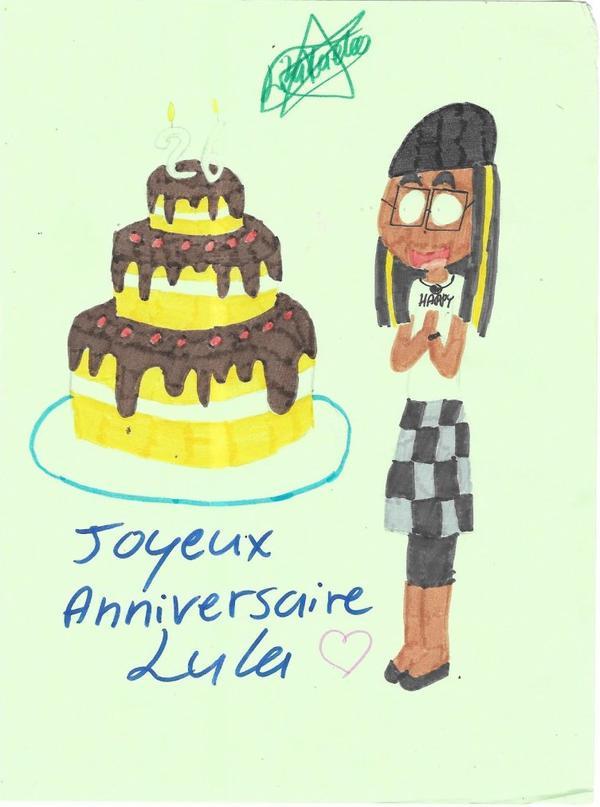 Joyeux Anniversaire Lola 2017 Pays Trop Bizarre