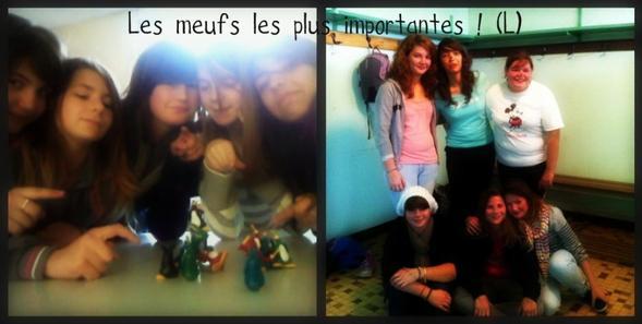 Elles....♥