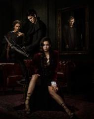 Photos promotionnel de Vampire Diaries !