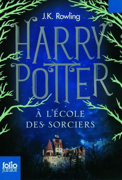 Harry Potter à l'école des sorciers (Livre)
