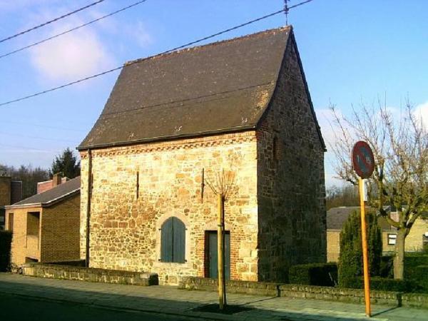 Chapelle de la Grande Louvière