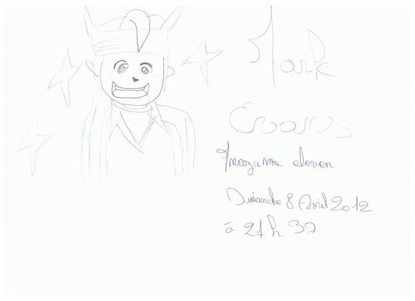 Mes Desins Inazuma Eleven et d'Inazuma Eleven Go!