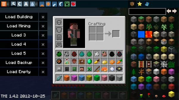 Mod: Too Many items 1.5