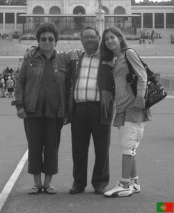 Famille Portugaise! ♥