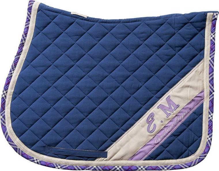 Chabraque EQITM carreaux Equestrian League