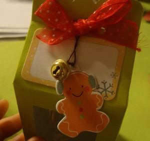 Idée cadeau fait maison pour noel