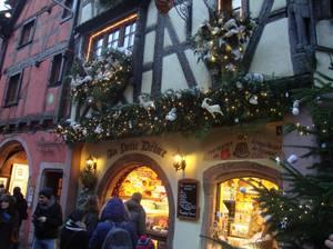 Vacances de noel en Alsace