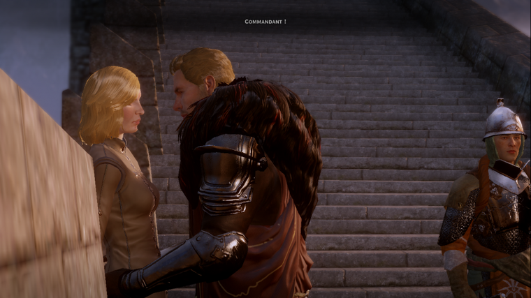† Dragon Age Inquisition †