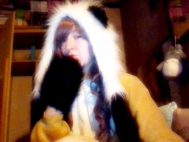 † Small Panda <3 †