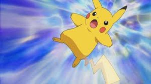 pikachu vitesse
